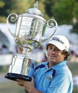 Dufner PGA Champ