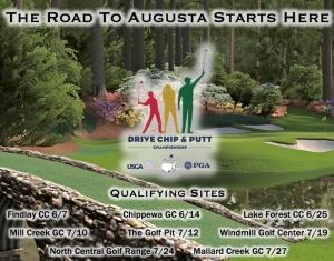 Drive.Chip.Putt to Augusta