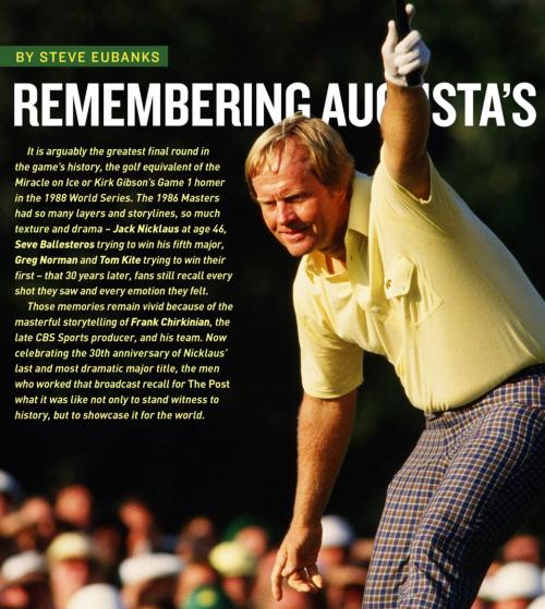 Augusta's Greatest Day