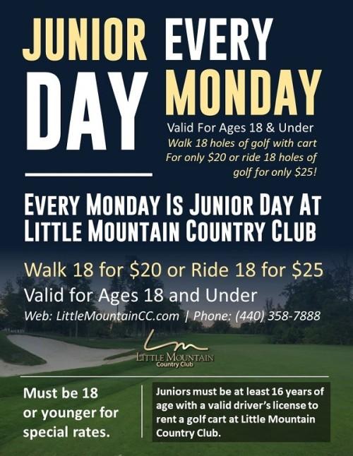 LMCC - Junior Golf Day 2018