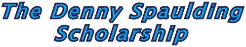 Logo - Denny Scholarship